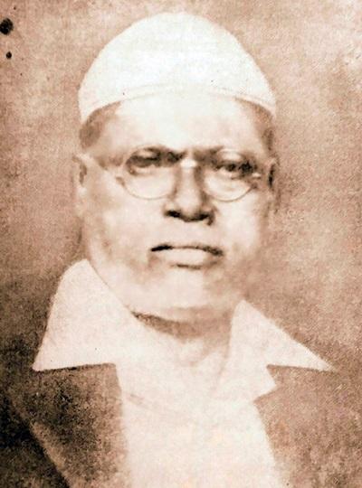 Maulana Ali Hussain Asim Ansari ji